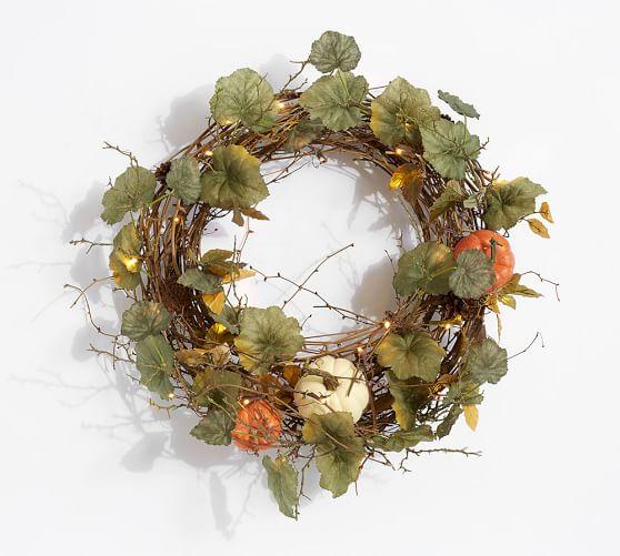 PB Wreath