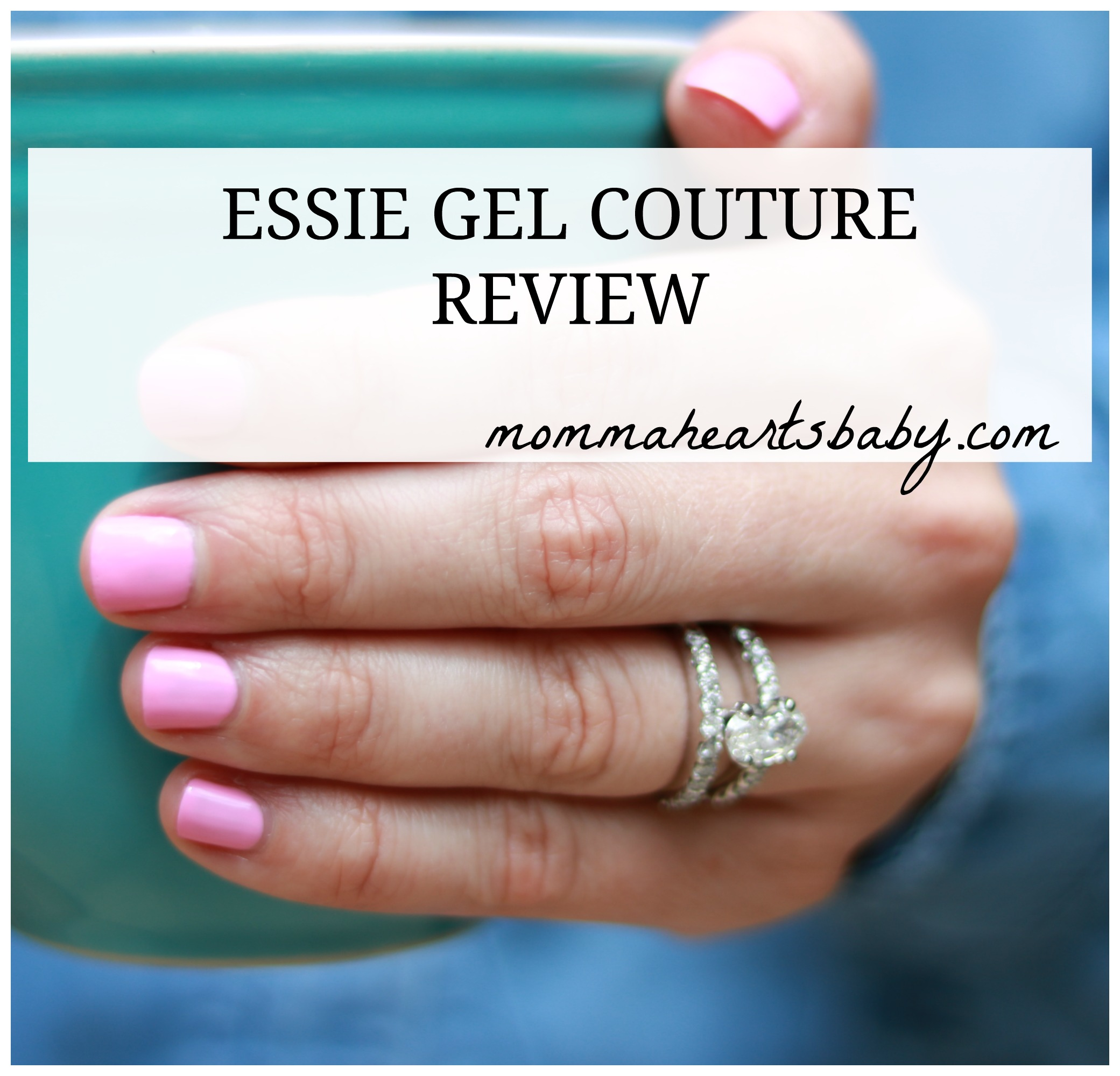 ESSIE GEL COUTURE POLISH REVIEW