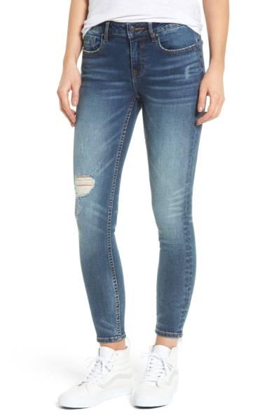 chelsea ripped skinny jean