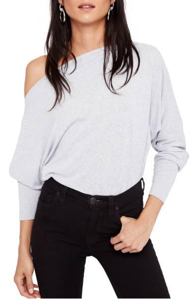 2017 nordstrom anniversary sale: valencia off the shoulder pullover